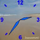 horloge et calendrier zouzounette40